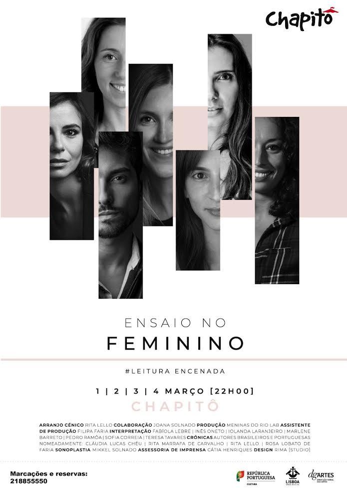No Feminino